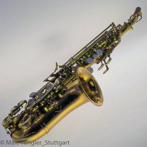 [261] Sopran Saxophone gebogen in Bb von MTP S-300 L #161208
