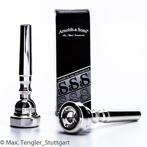 "Trompetenmundstück Arnold & Sons ""made in Germany"""