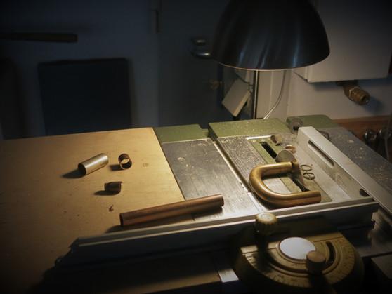 Neubau, Sonderanfertigung, Umbau und Spezialanfertigung von Kornett, Trompete, Flügelhorn, Posaune, Horn, Eufonium und Tuba bei Tengler Blasinstrumente in Stuttgart