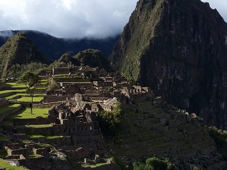 Inca reflections at the turn of the year