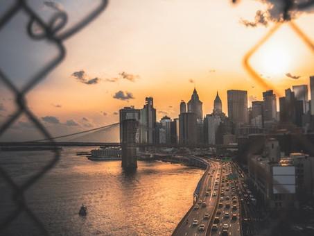 New York Blog 2: Oversize Apple