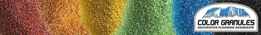 Color Granules Floors