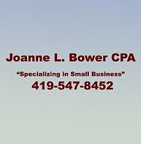 Joanne L. Bower CPA