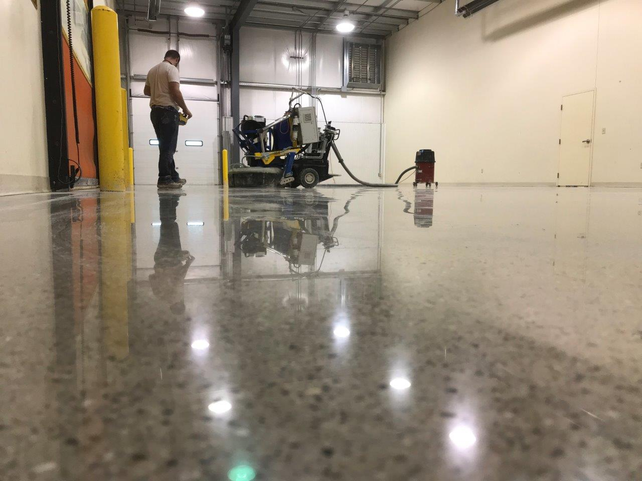 Polished Concrete 12