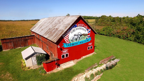 Fort Stephenson Barn
