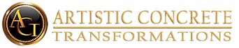 Artistic Concrete Transformation Logo