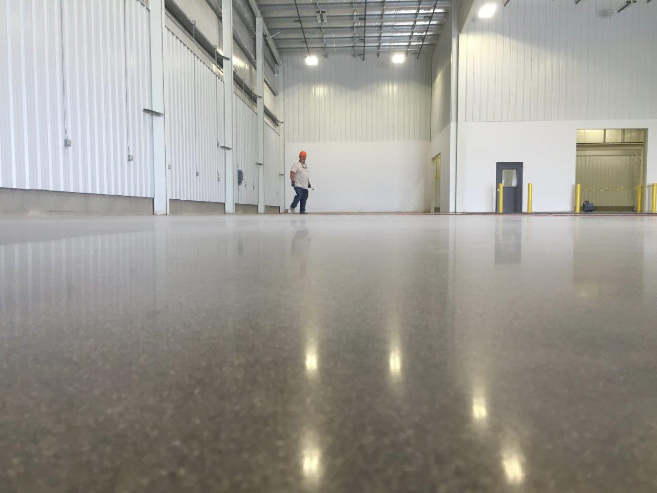 Polished Concrete 7