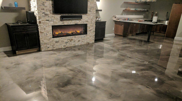 Epoxy Floor Trends Insider: 3 New Fab Floors to Knock your