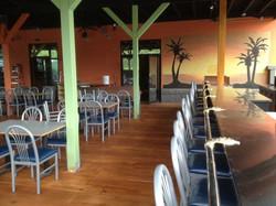 Wood Bar & Grill Floor