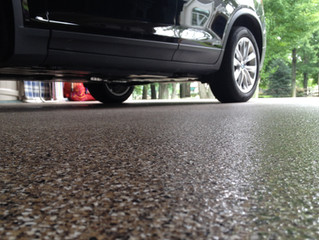 Epoxy Flake Garage Floors, be the envy of your neighborhood!