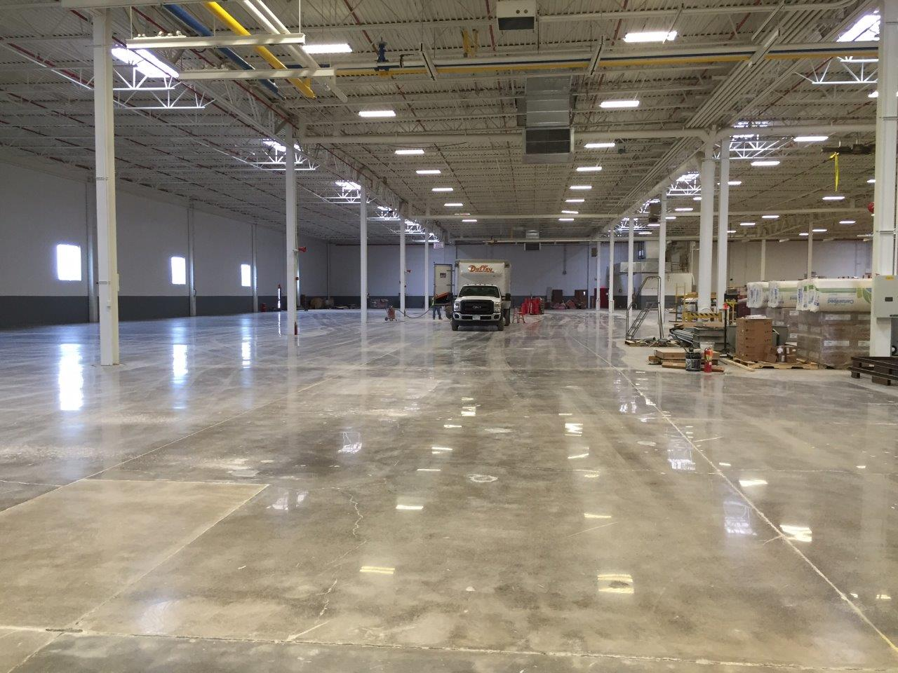 Polished Concrete 11