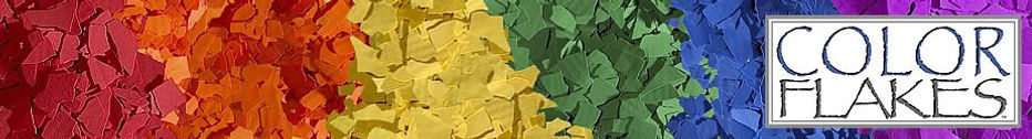 Artistic Concrete Transformations Color Flake