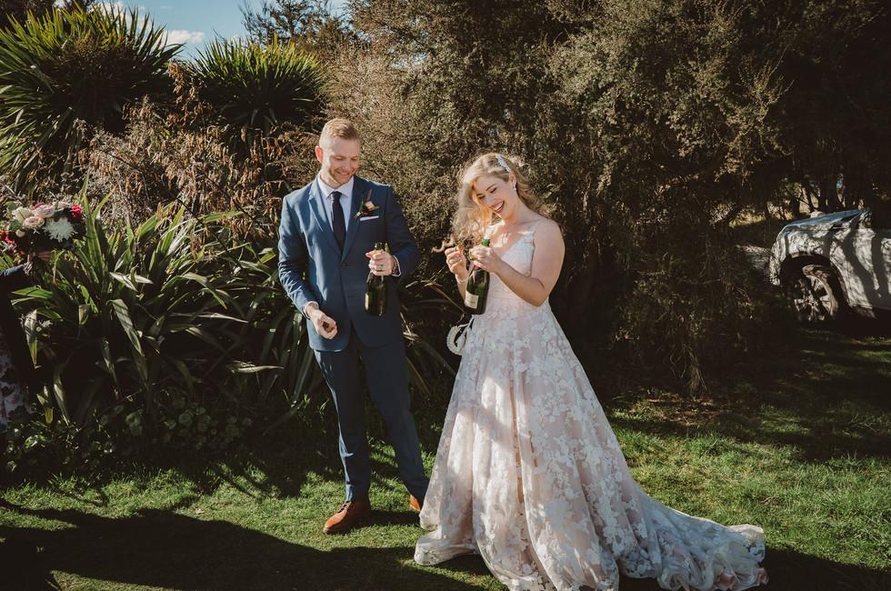 Nick & Laura - Wanaka Celebrant Jodie Stuart