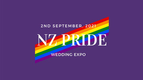 CANCELLED - NZ Pride Wedding Expo 2021