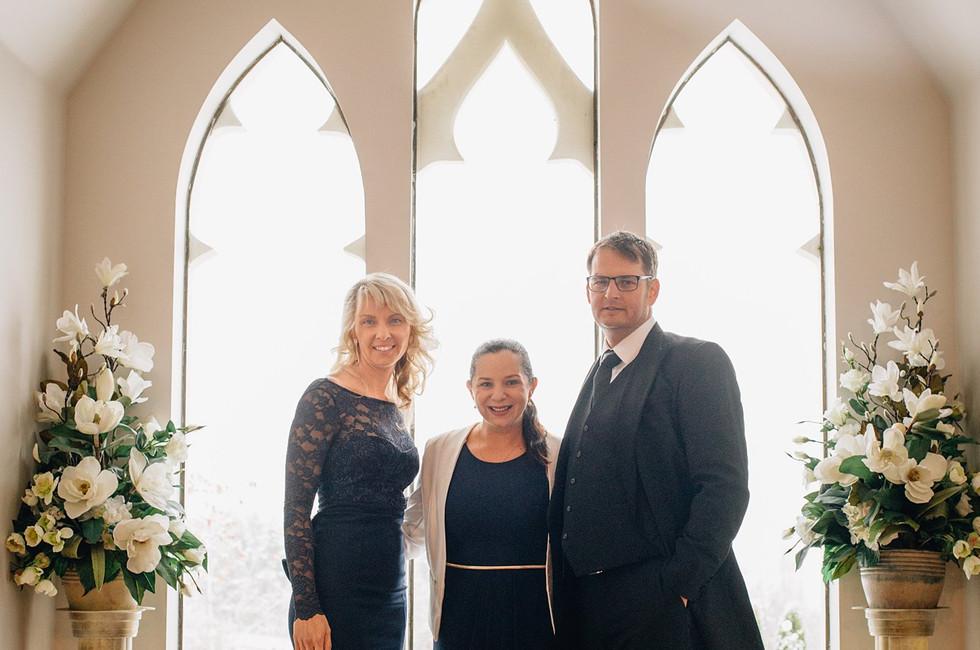 Lisa & Tim - Queenstown Celebrant Jodie