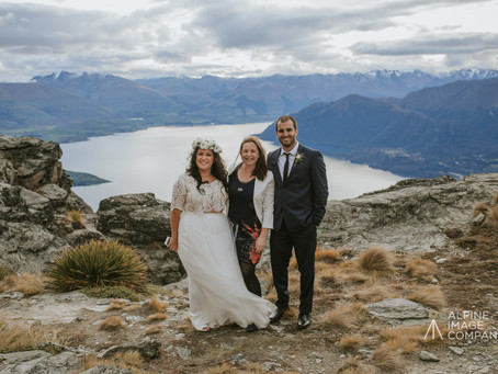 Getting legally married in New Zealand is super easy!