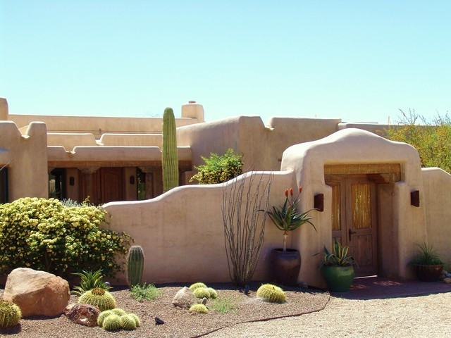 American Southwest Architecture; PC: Wikimedia