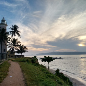 Galle Fort on foot!