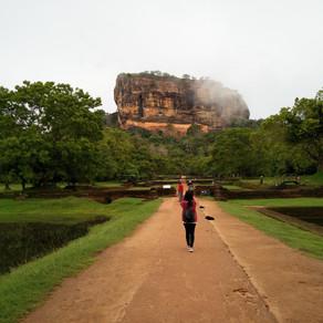 A guide to climbing Sigiriya rock fortress