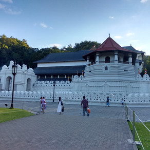 Kandy's temple of the tooth