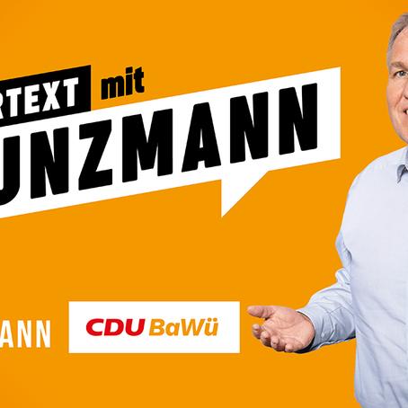 Klartext mit Kunzmann!