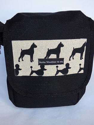Black - Hessian Dog Design