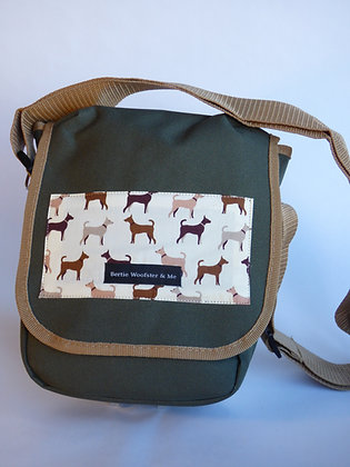 Olive and Caramel - Brown Dogs Design