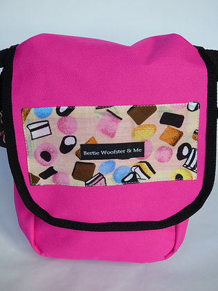 Bright Pink -Liquorice Sweetie Design
