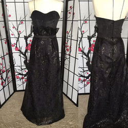 Fiore' Lace Gown