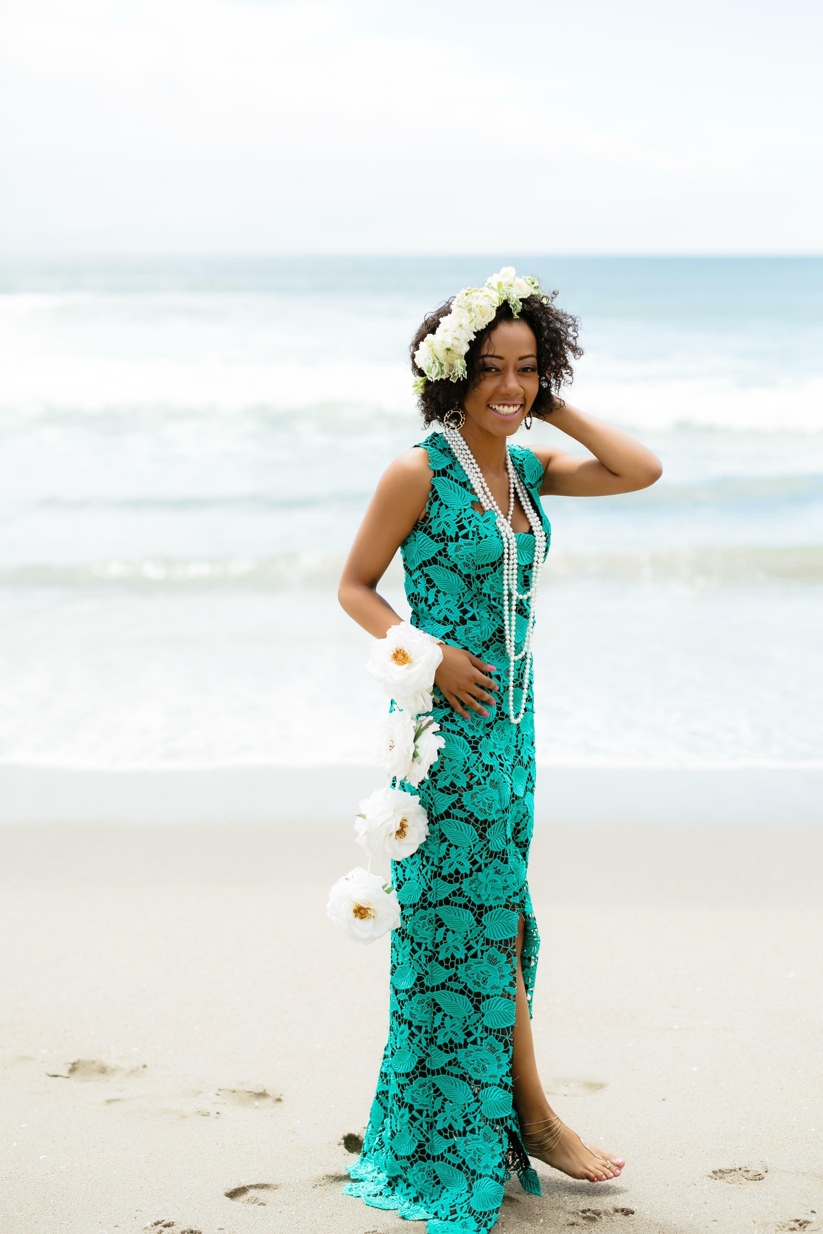 Cape Verde Gown