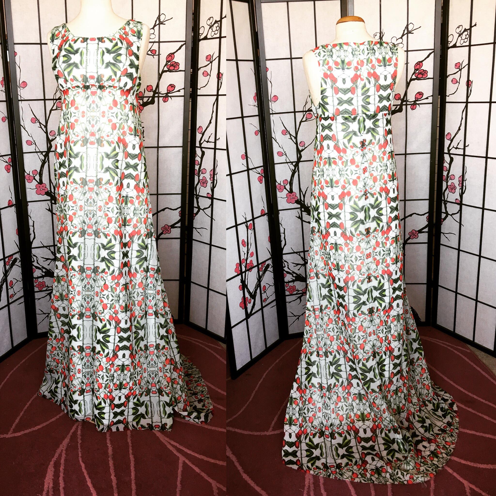 Hot Pepper Gown