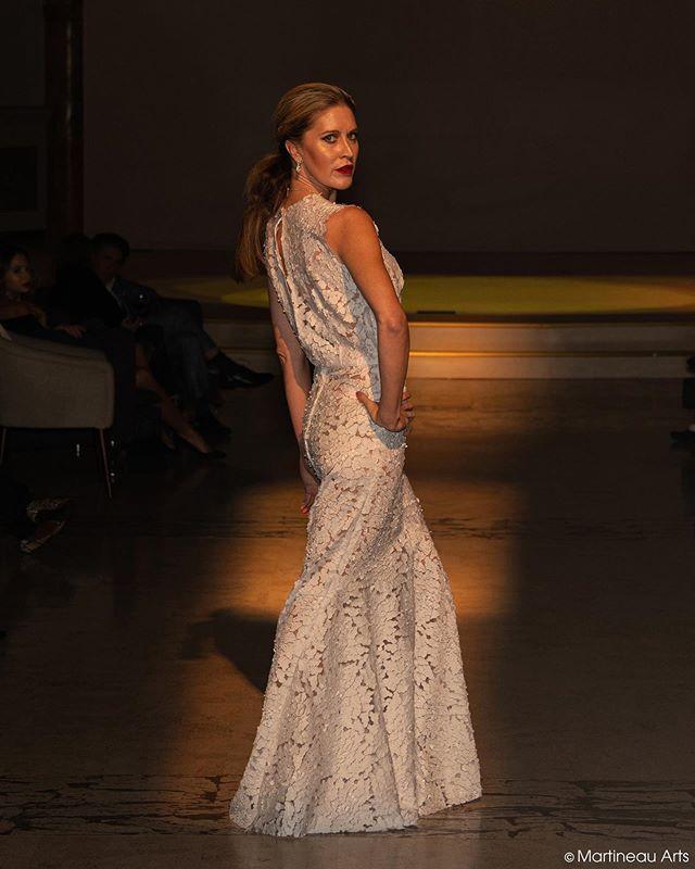 Wedding Flounce Gown