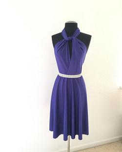 Knit Infinity Dress