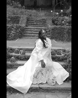 Simone at Oakland Rose Garden