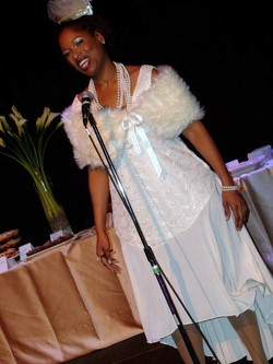 Chanda's birthday dress