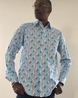 Crazy Pelican Shirt