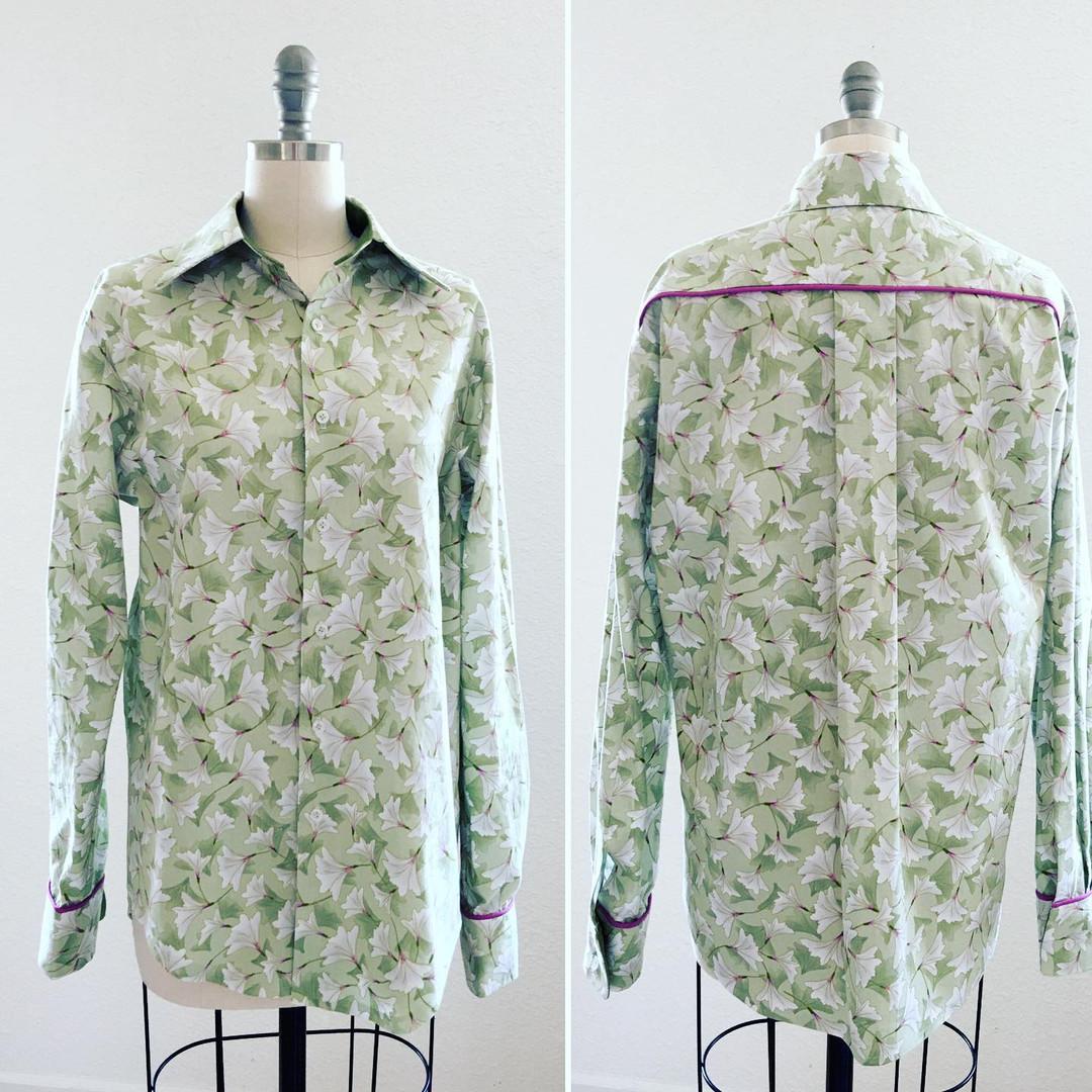 Green Garden Shirt