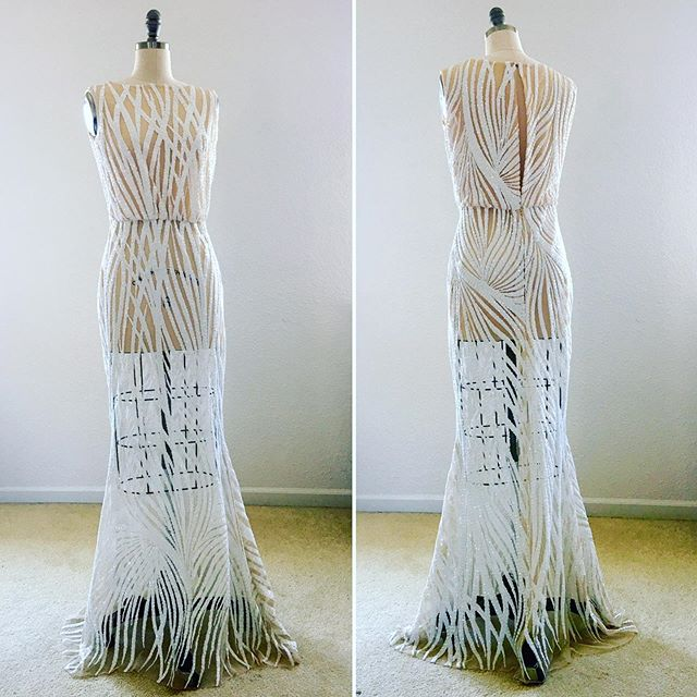 Tree of Life Gown