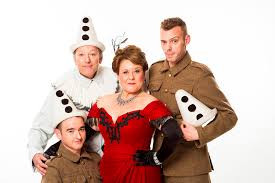 Joan Littlewood's Oh What a Lovely War,directed by Terry Johnson