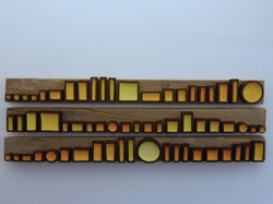 Assemblage in Yellow