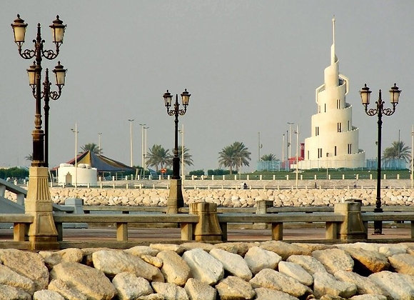Plant a Tree In Dammam Park