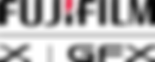 FUJIFILM X&GFX LOCK-UP_Black and Red.png