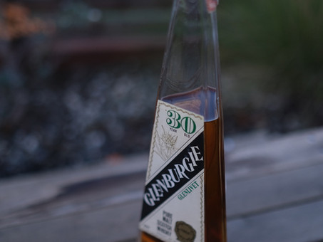 Old Scotch+Low ABV = Delicious: Glenburgie 1954 30