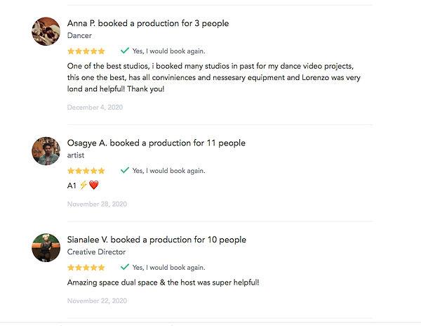 Volume Studios Review 3