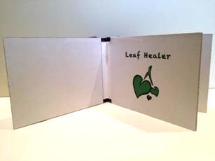 Leaf Healer inner page