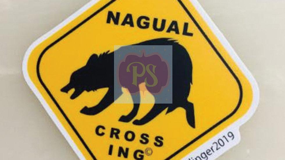 NC DC sticker