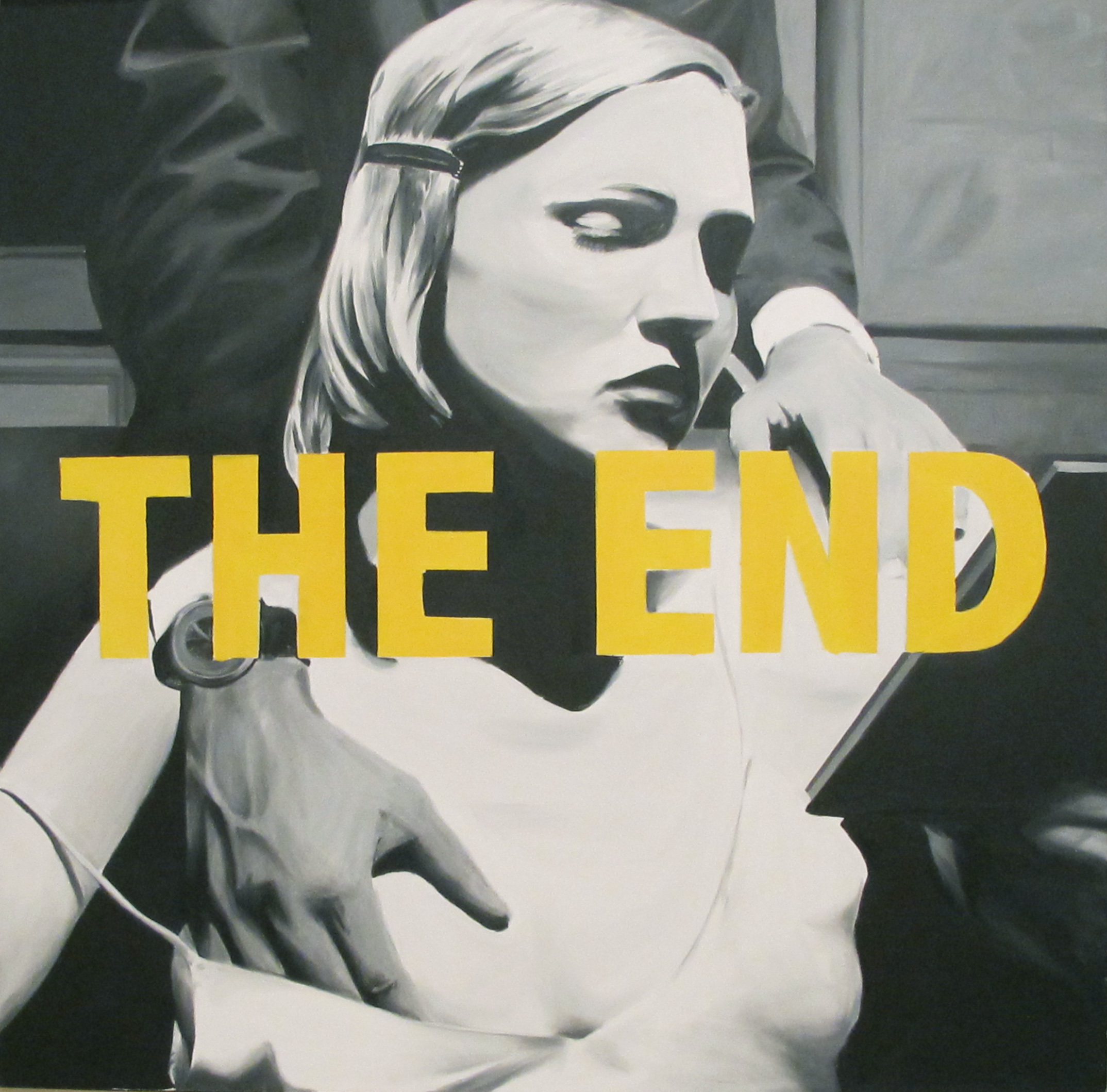 The End Ana Riaño