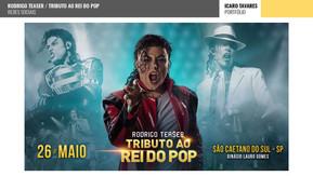 ARTE PARA O ARTISTA RODRIGO TEASER
