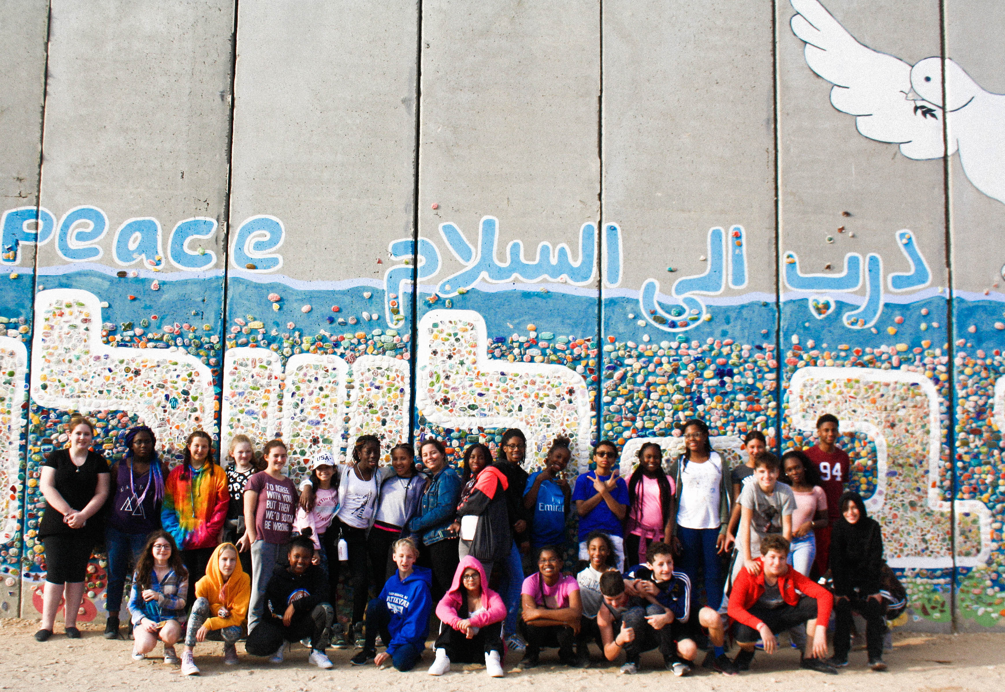 Path to Peace groups