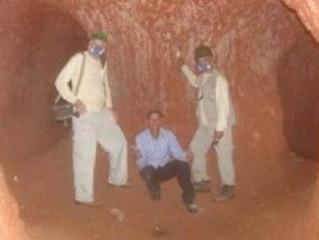 Geólogos descobrem túnel de animal extinto há milhares de anos na Amazônia